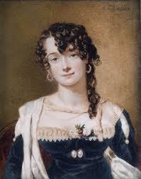 Frances Stuart by alfred chalon